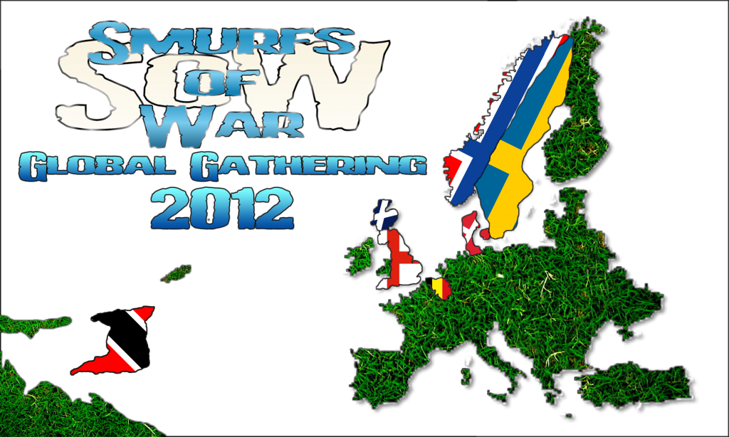 Smurf global gathering 2012